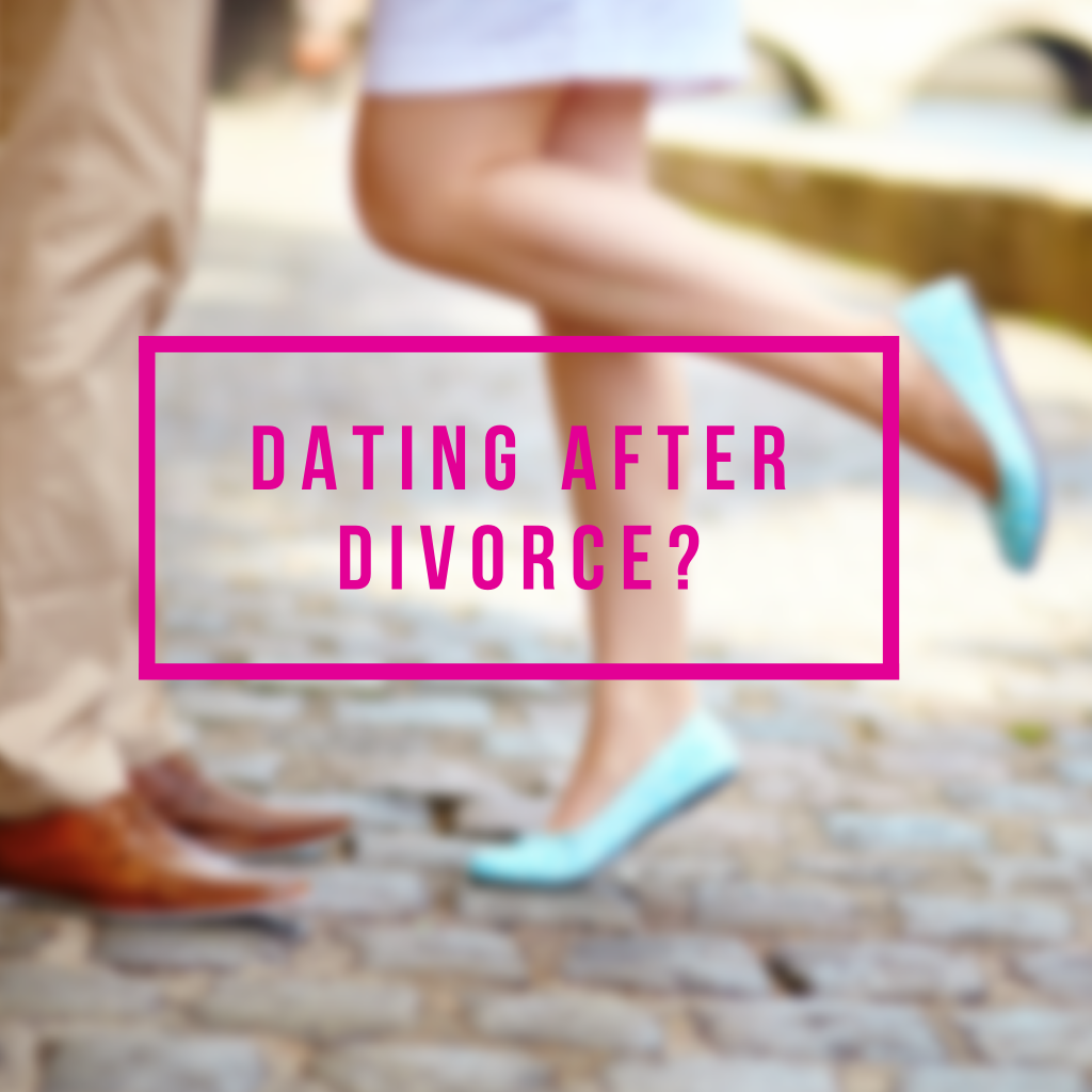 Dating after divorce- My first date… (in 37 years!)