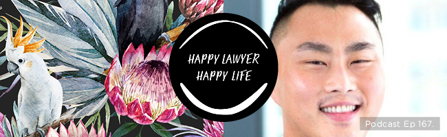 Episode 167 – Diversity in the Law with Barrister Reimen Hii